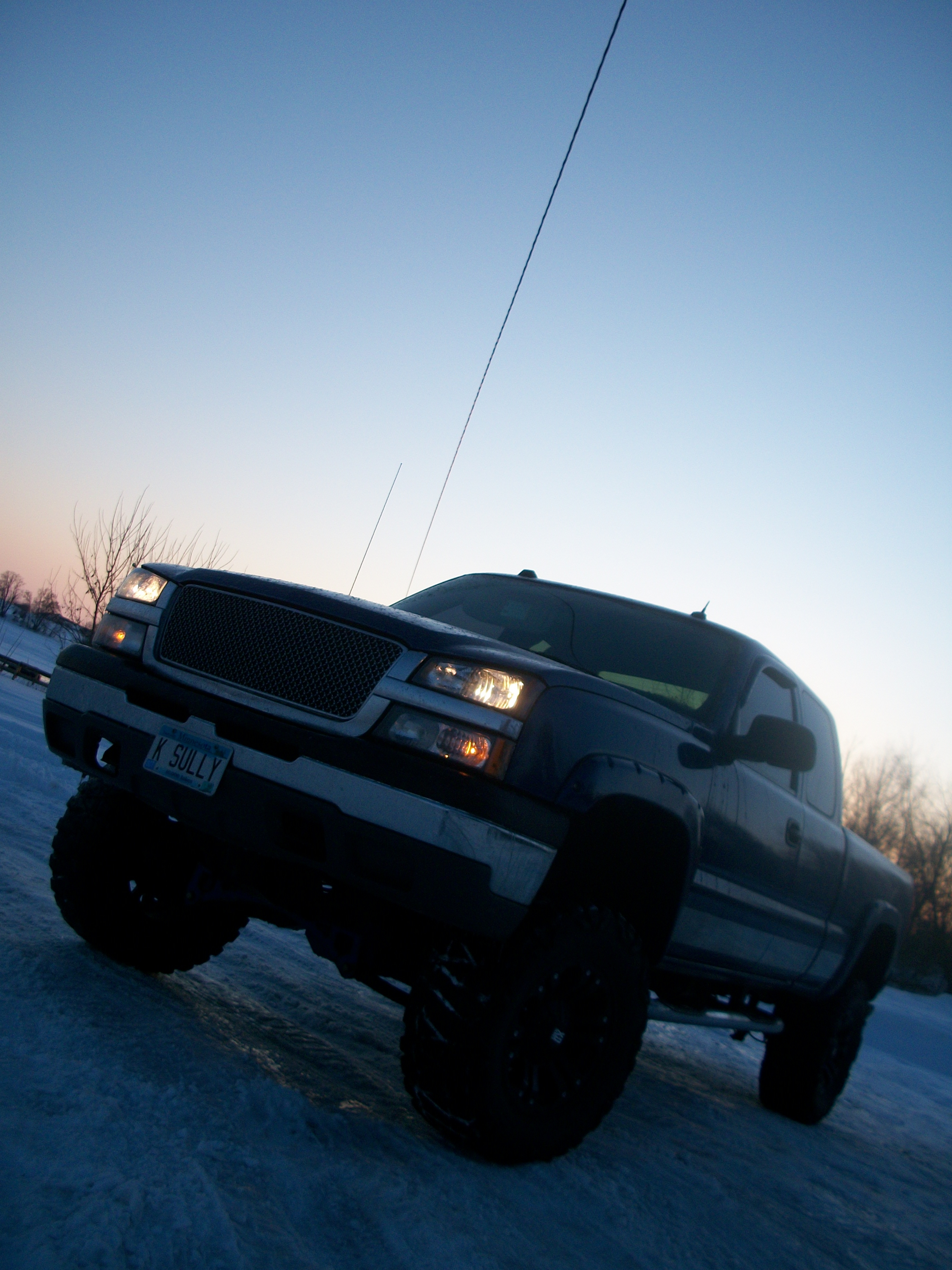 Another k_sully 2004 Chevrolet Silverado 1500 Extended Cab post... - 14310690