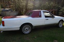 lincheros 1991 Lincoln Town Car