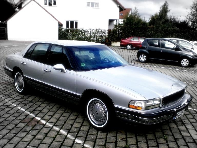 another 96 creamy 1996 buick park avenue post photo 13316338. Black Bedroom Furniture Sets. Home Design Ideas
