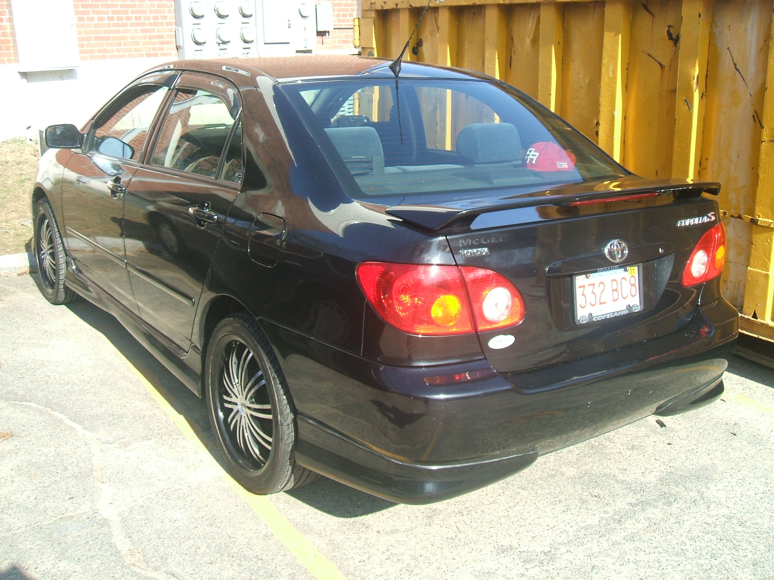 Another Corolla_Rikan 2003 Toyota Corolla post... - 14311886
