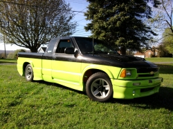 exrider272s 1995 Chevrolet S10 Regular Cab