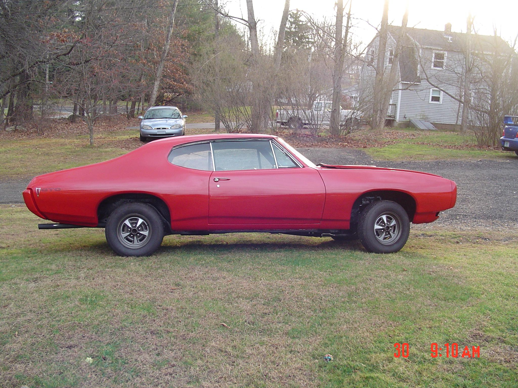 Another oilman 1968 Pontiac GTO post... - 14312337