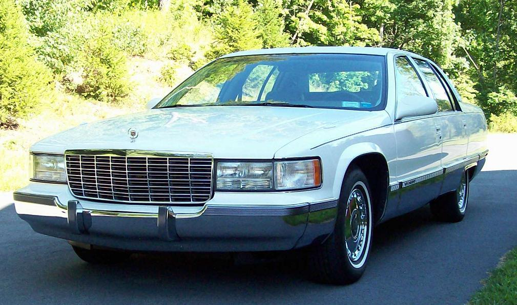 hode87 1995 cadillac fleetwood specs photos modification info at. Cars Review. Best American Auto & Cars Review