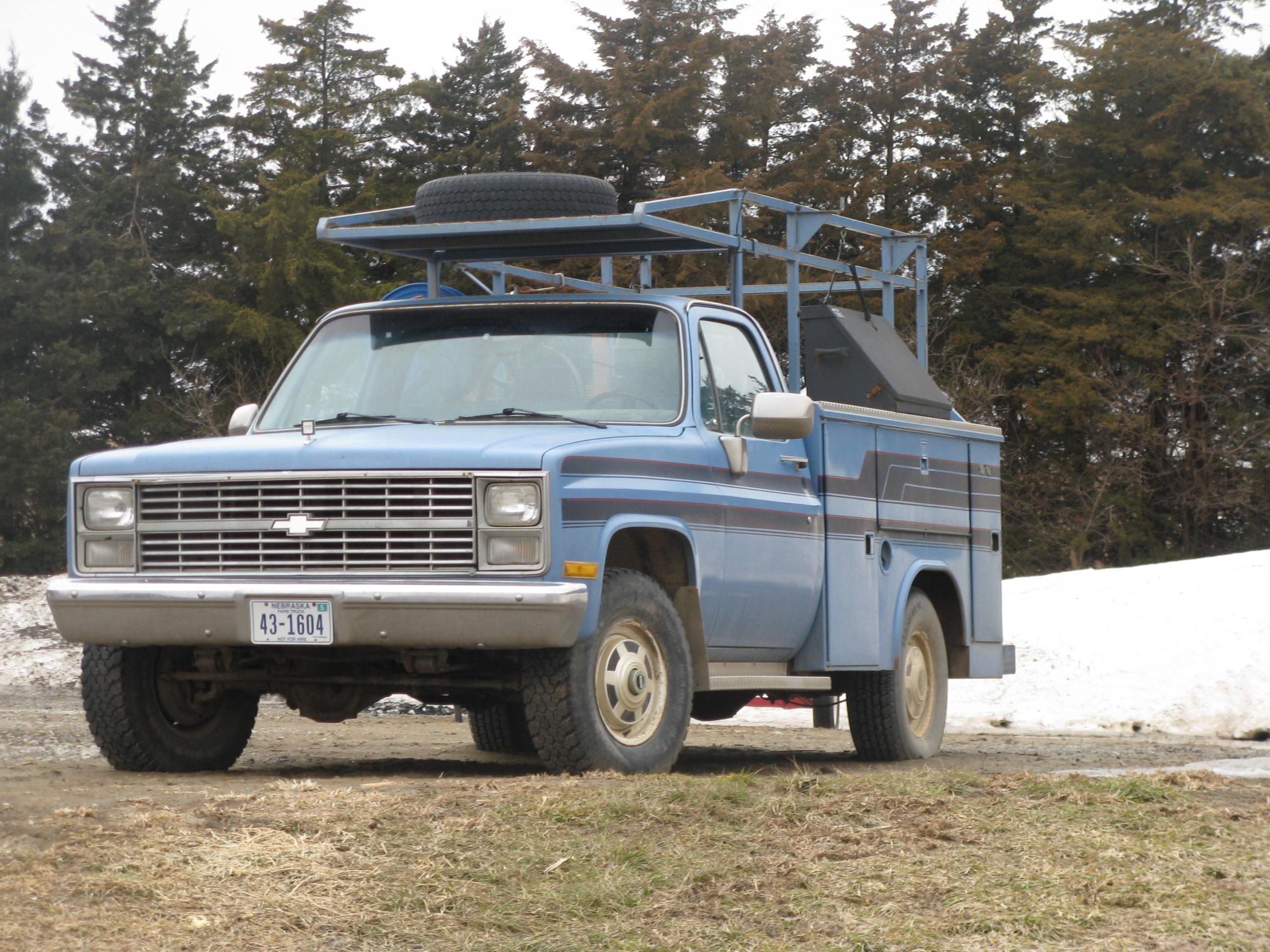Another Devils2013 1984 Chevrolet 1500 Extended Cab post... - 14312404