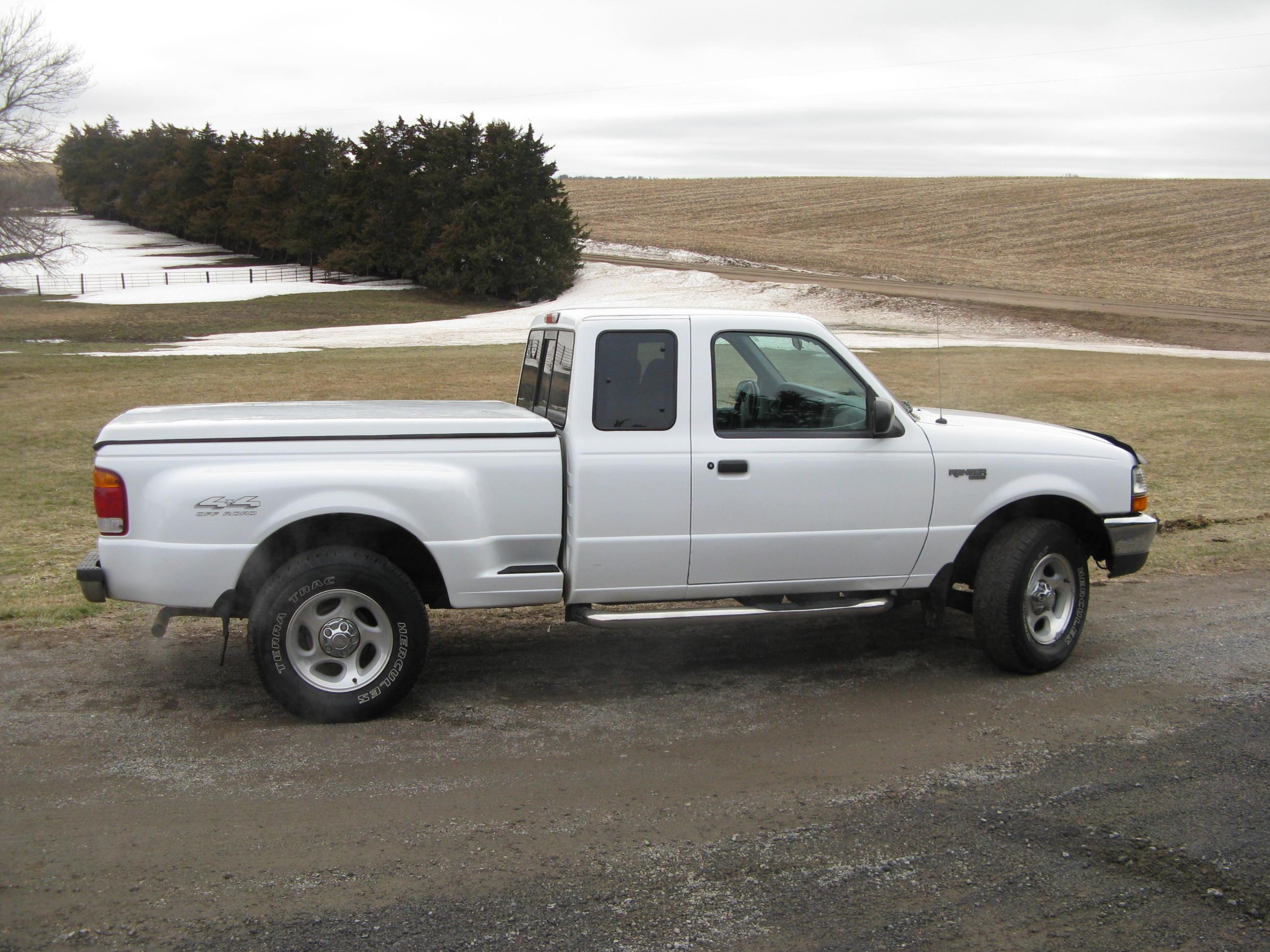 Devils2013 1999 ford ranger super cab 38423770001 original
