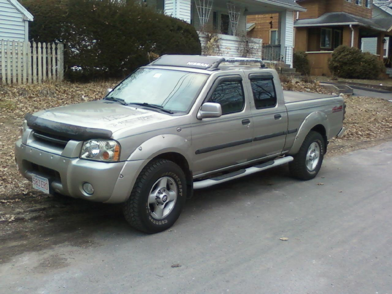 twitchman0428 2002 nissan frontier crew cab specs photos modification info at cardomain. Black Bedroom Furniture Sets. Home Design Ideas