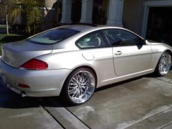 DUB805s 2005 BMW 6 Series