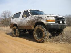 whitebeast88s 1995 Ford Bronco