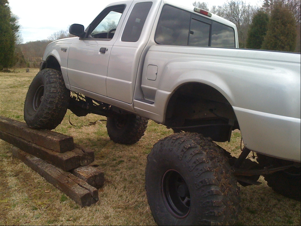 "2002 Ford Ranger Super Cab ""The Mutt "" - High Point, NC owned by ..."