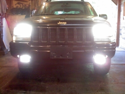 comanche-mans 1996 Jeep Grand Cherokee