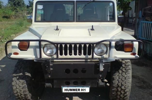 Another isabela 1998 Hummer H1 post... - 14315859
