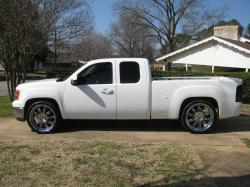 ssierras 2008 GMC Sierra 1500 Extended Cab