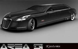 area51kustoms 2010 Maybach 62