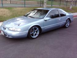 LOWBIRD213s 1997 Ford Thunderbird