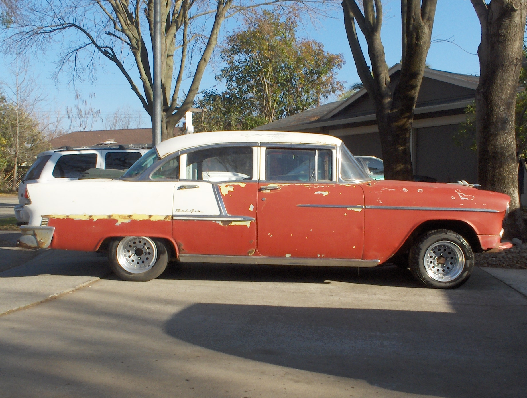 Chevyafb 39 s profile in sacramento ca for Garage renault bouc bel air