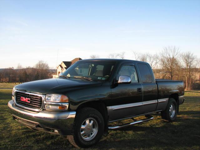 panther119 2001 gmc sierra 1500 extended cab specs photos modification info at cardomain. Black Bedroom Furniture Sets. Home Design Ideas