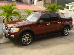 Commissionerrtghs 2009 Ford Explorer Sport Trac