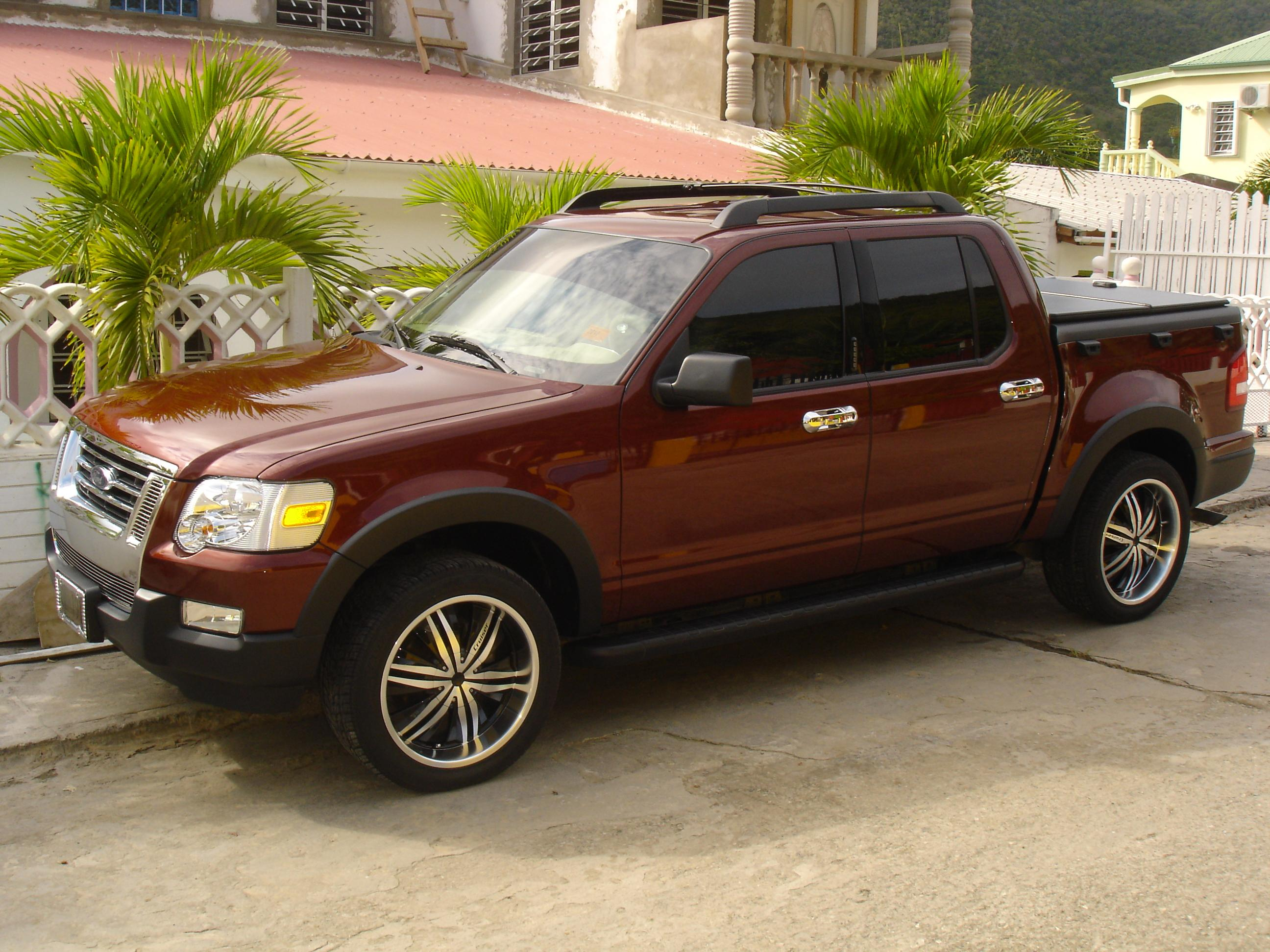Commissionerrtgh 2009 ford explorer sport trac