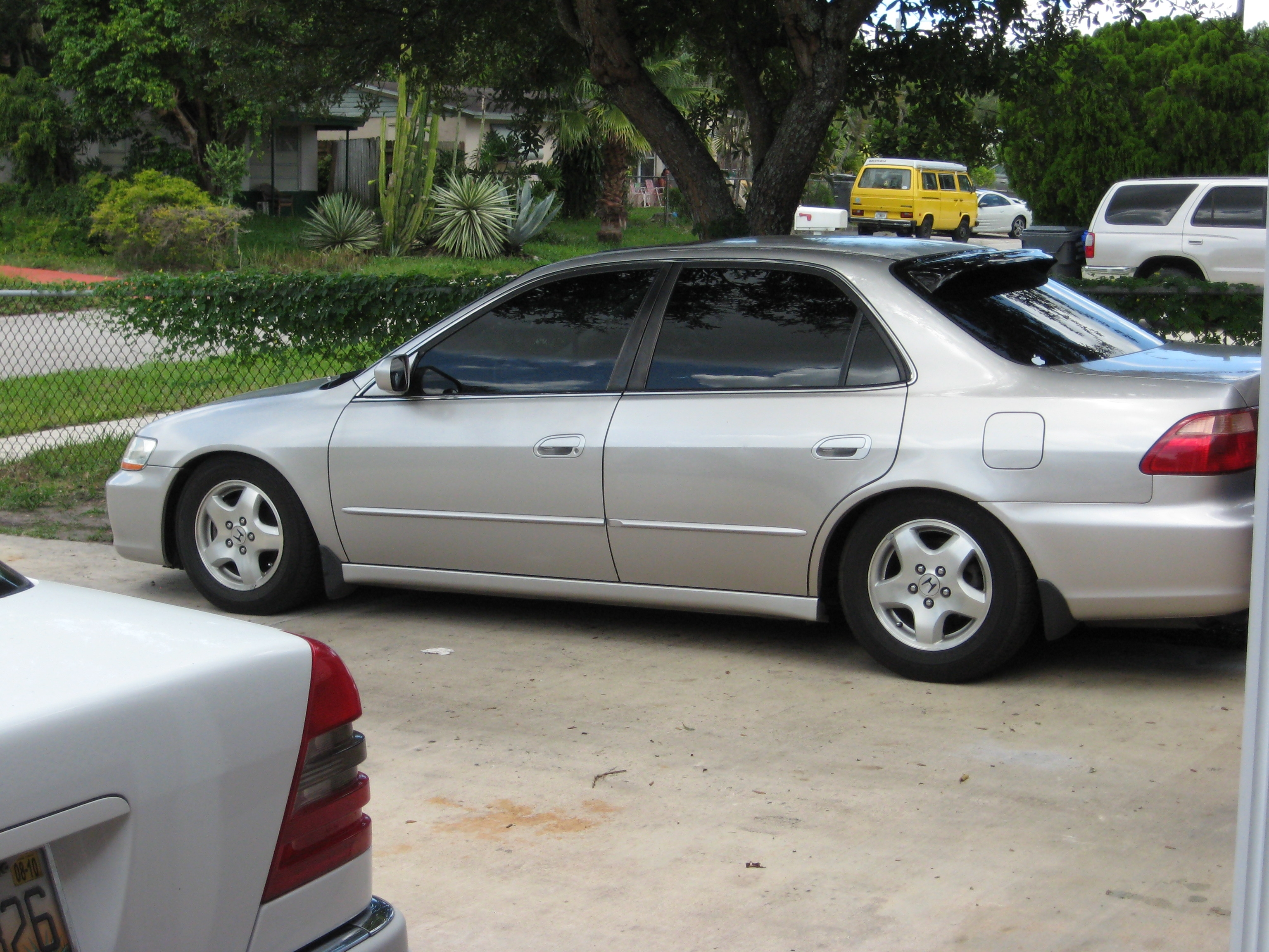 305 Miami 1998 Honda Accordex Sedan 4d Specs Photos