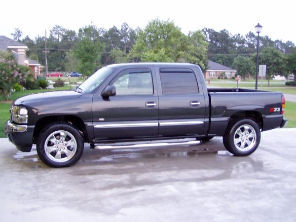 abcone1 2005 gmc sierra 1500 crew cab specs photos modification info at cardomain. Black Bedroom Furniture Sets. Home Design Ideas