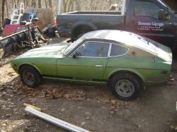 thefiction1948s 1974 Datsun 260Z