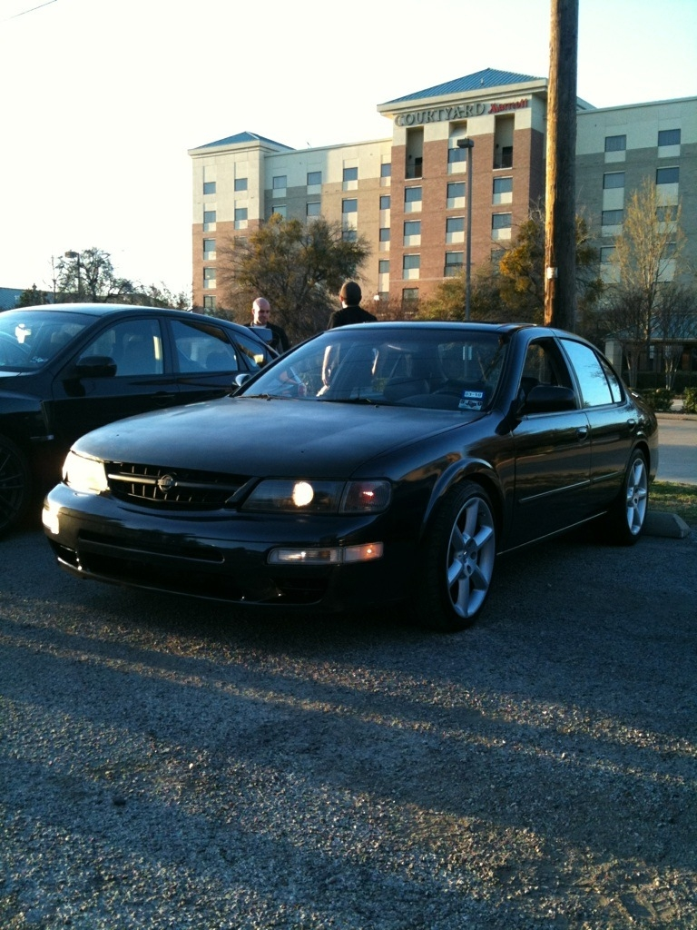 Another darrick 1995 Nissan Maxima post... - 14319004
