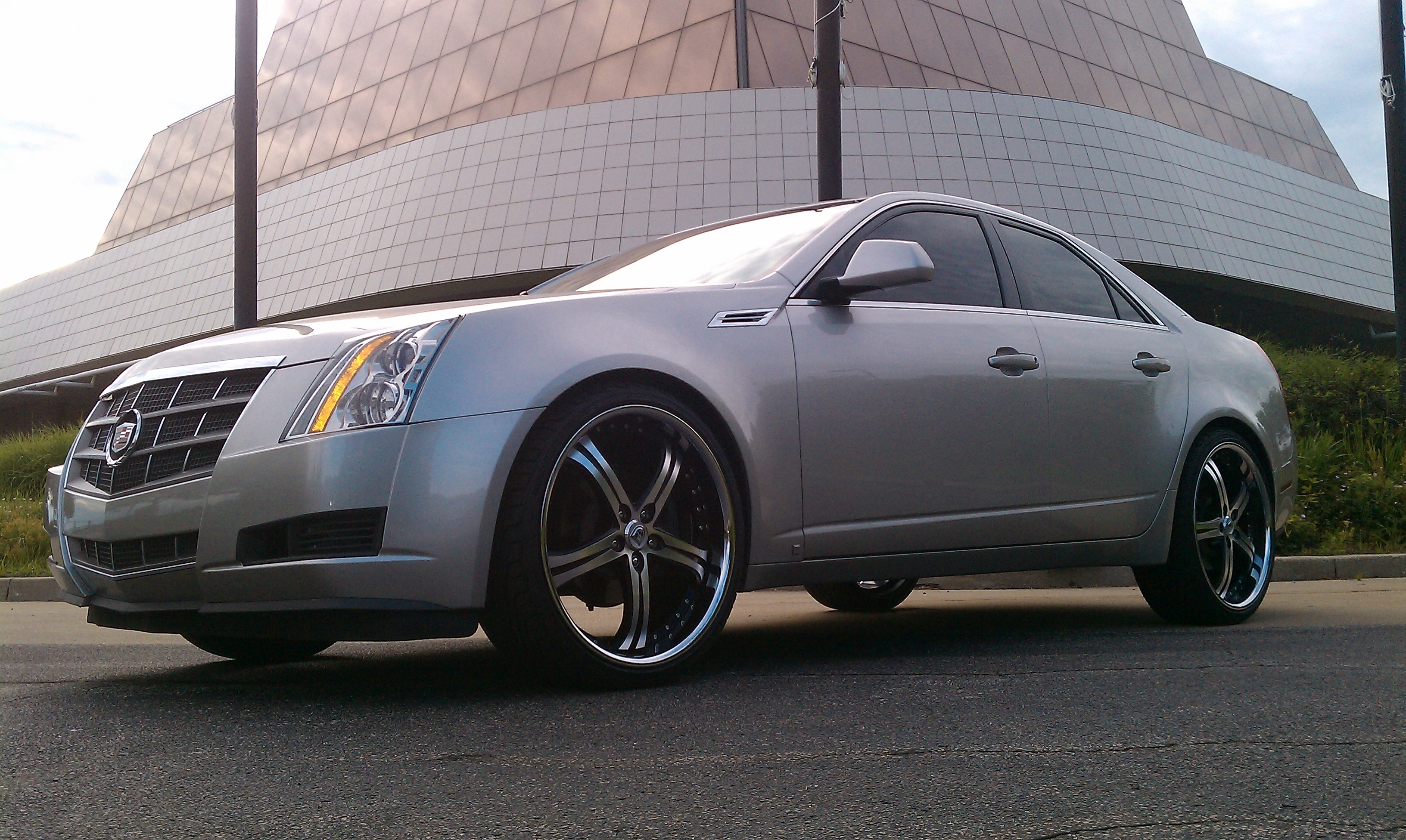 stratosphere performance news auto reaches the cts v cadillac