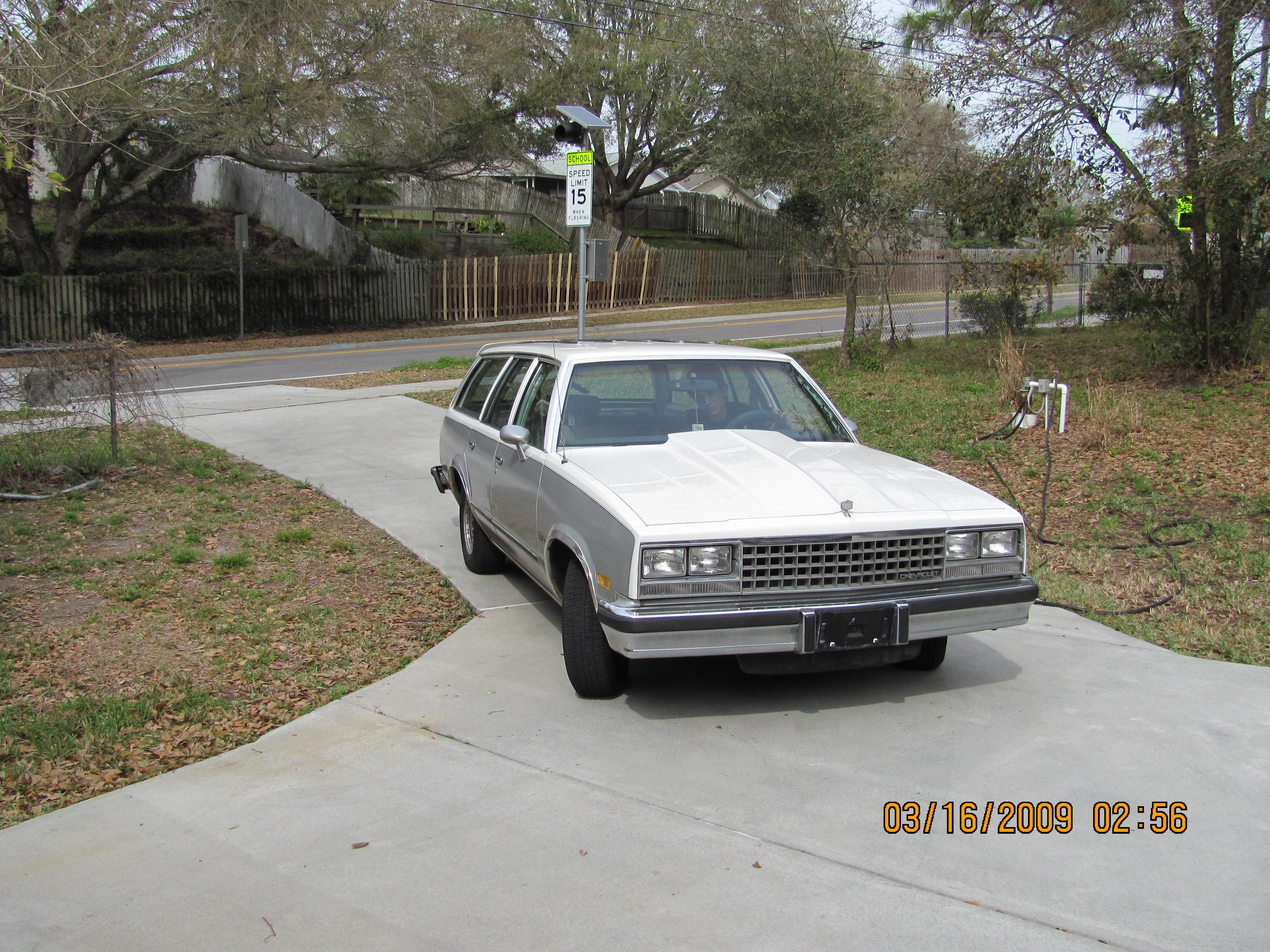 Another oldsmobileguy101 1983 Chevrolet Malibu (Classic) post... - 14319554