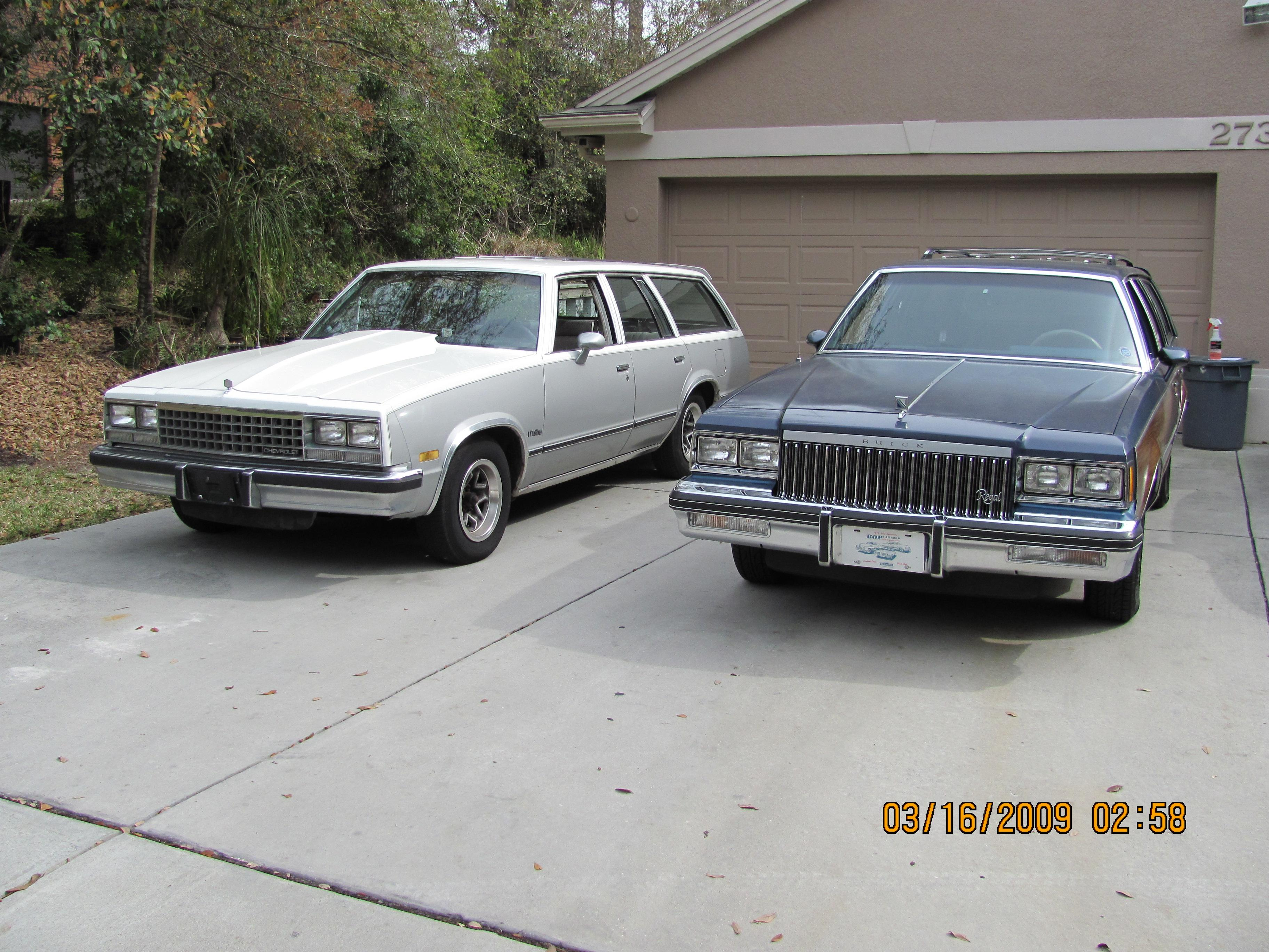 Another oldsmobileguy101 1983 Chevrolet Malibu post... - 14319555