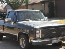 3843134 1985 Chevrolet Silverado 1500 Regular Cab