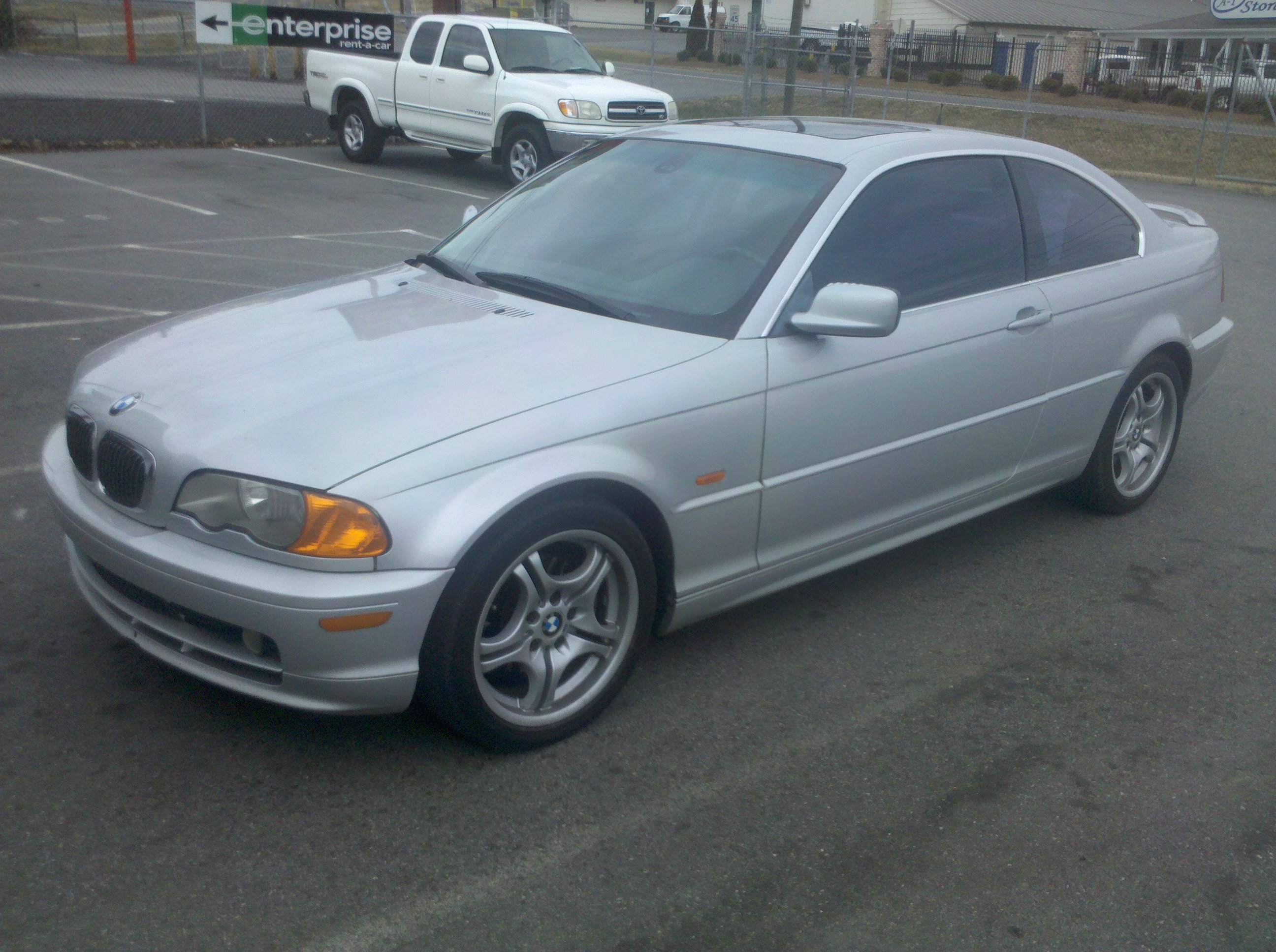 Another CarAndDriverLuv 2000 BMW 3 Series post... - 14320991
