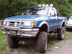 mustang_kenny02s 1993 Ford Ranger Regular Cab