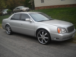 JABARI85s 2001 Cadillac DeVille