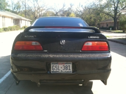 MR220s 1993 Acura Legend