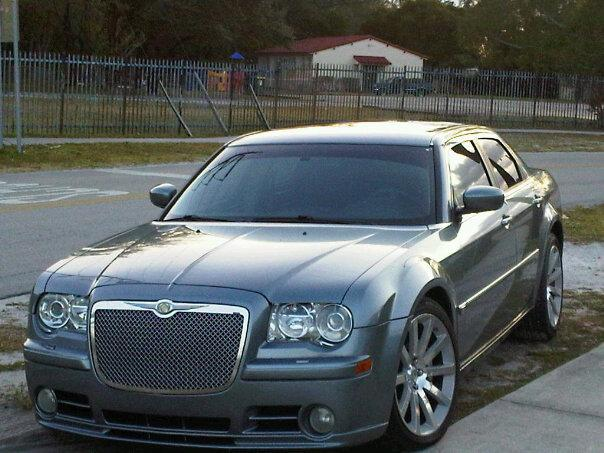 Pharaoh305 2006 Chrysler 300