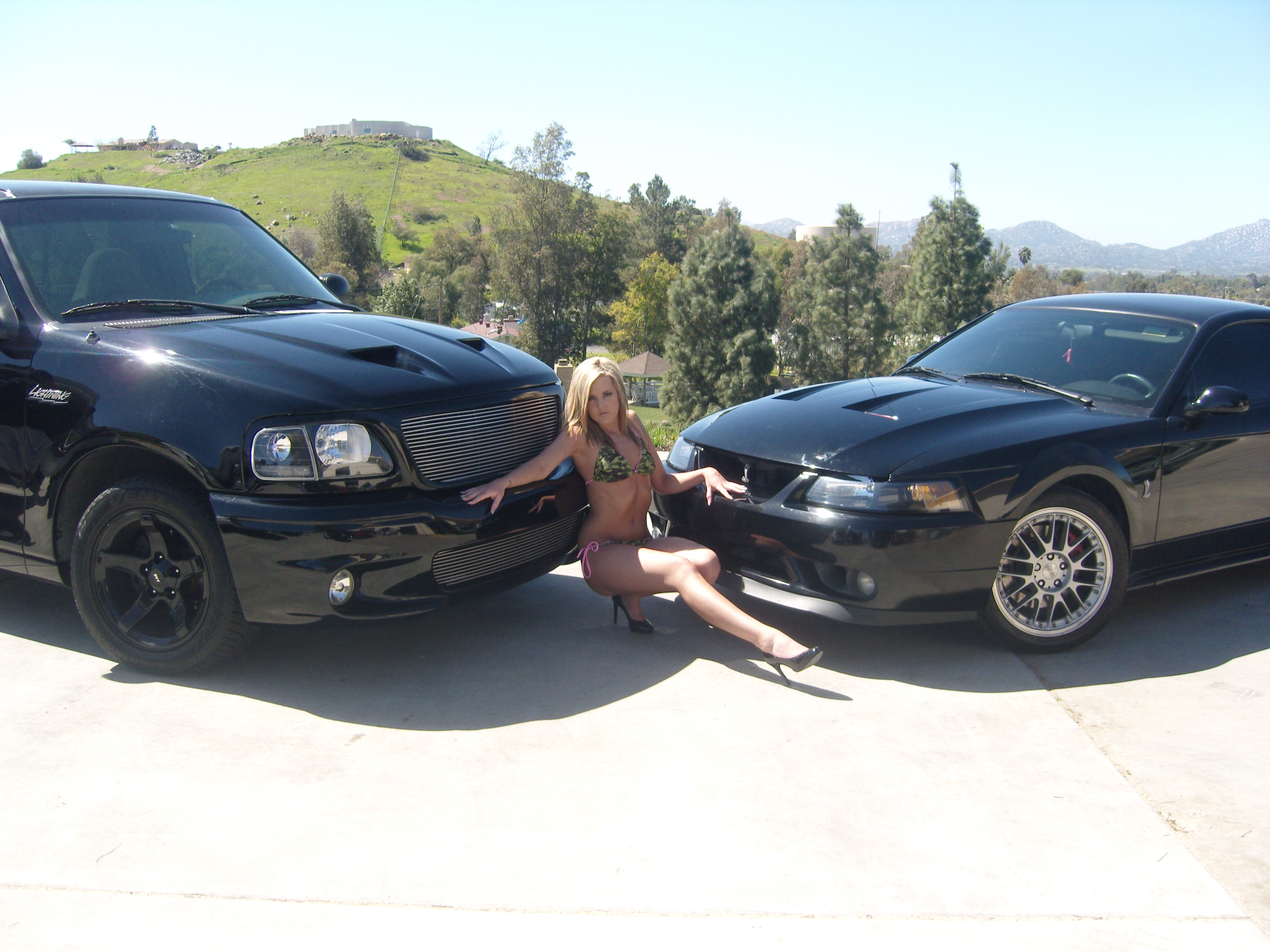 Another BlackCobraGirl 1999 Ford Mustang post... - 14324085
