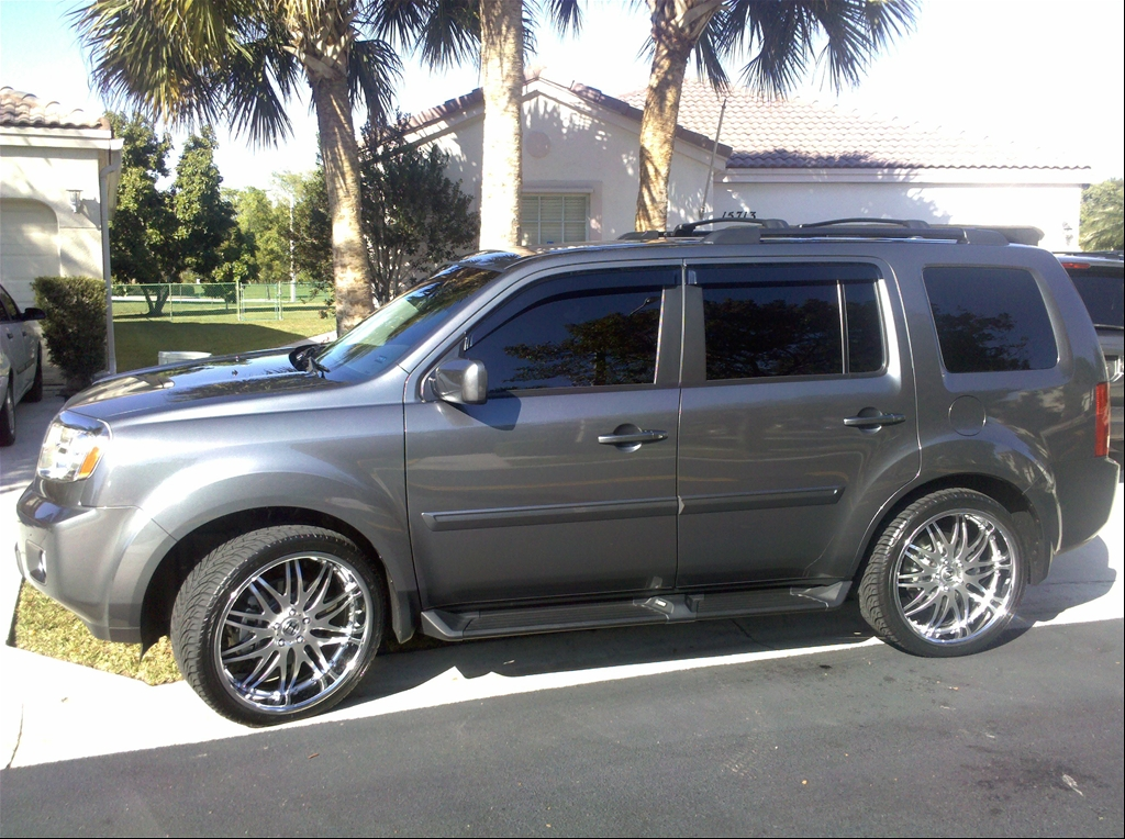 Aftermarket Wheels For Honda Pilot