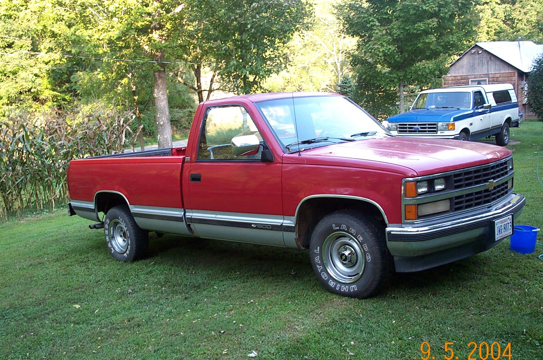 krt80 1988 Chevrolet 1500 Regular Cab Specs, Photos ...