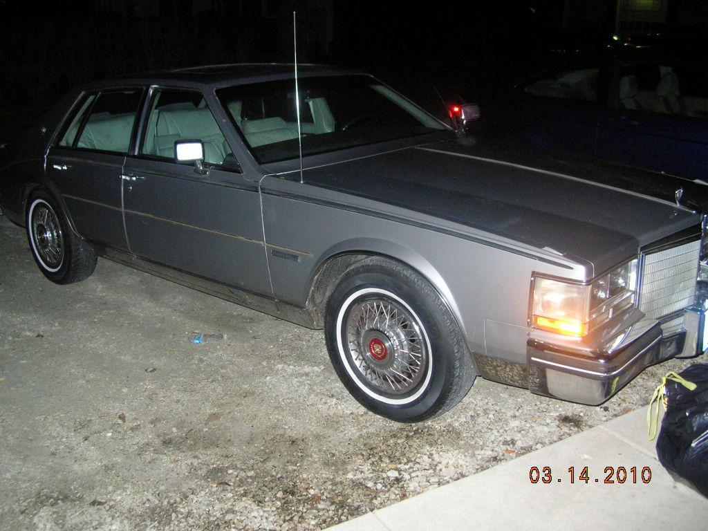Another D_MAN_84_ 1983 Cadillac Seville post... - 14322318