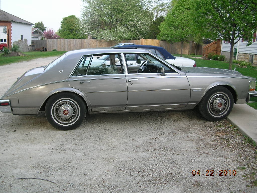 Another D_MAN_84_ 1983 Cadillac Seville post... - 14322328