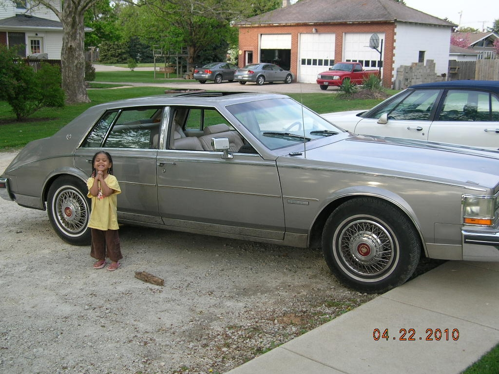 Another D_MAN_84_ 1983 Cadillac Seville post... - 14322329