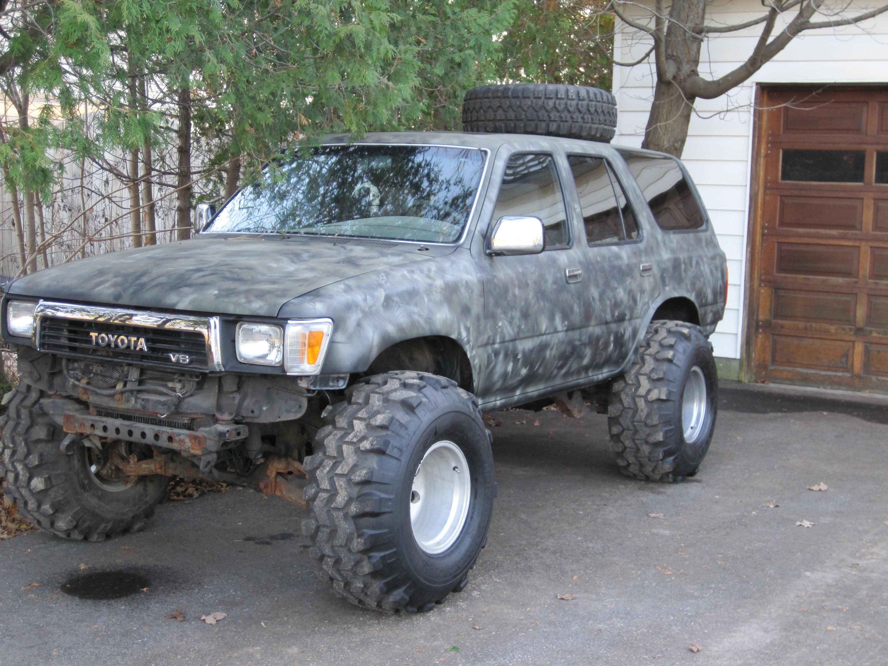 Another toolbox1 1990 Toyota 4Runner post... - 14322571