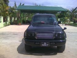 ian19s 1995 Toyota Land Cruiser