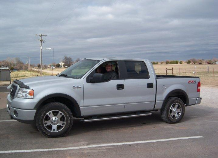 Benjakd 2007 Ford F150 Supercrew Cab Specs  Photos  Modification Info At Cardomain