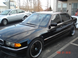 blackbeauty007s 2000 BMW 7-Series