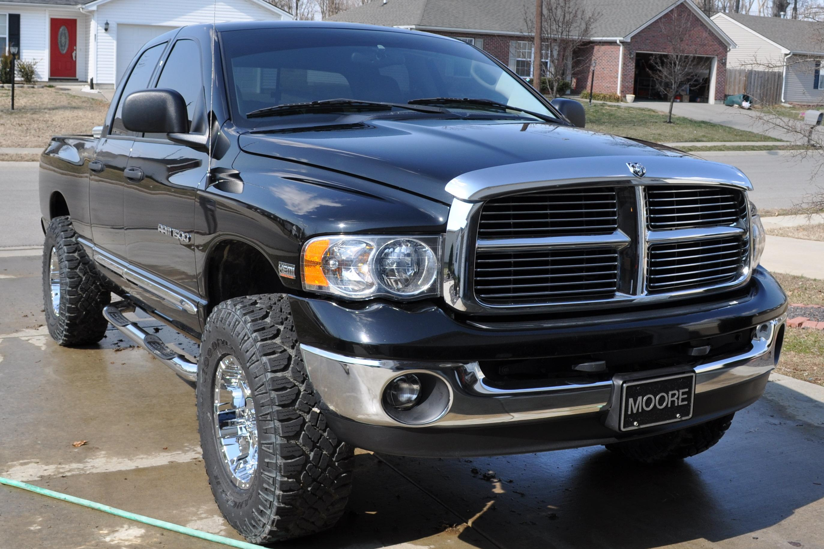 Typicalmale 2004 Dodge Ram 1500 Quad Cab Specs Photos