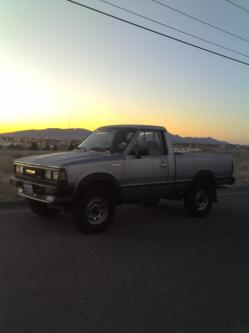 MAP_311s 1986 Nissan 720 Pick-Up