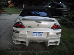 MitsubishiOwners 2001 Mitsubishi Eclipse