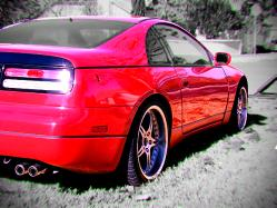 xPOLSKAxs 1996 Nissan 300ZX