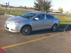 903CandyImpala 2010 Buick LaCrosse